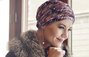 Turbante Oncológico 2