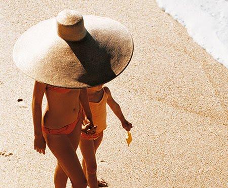 sombreros playa estética oncológica
