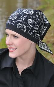pañuelo oncológico estética oncológica